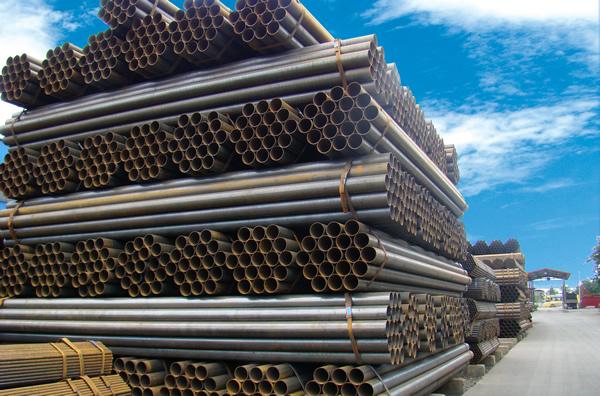 低压流体焊管